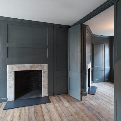 Westminster - Barton Street Fireplace